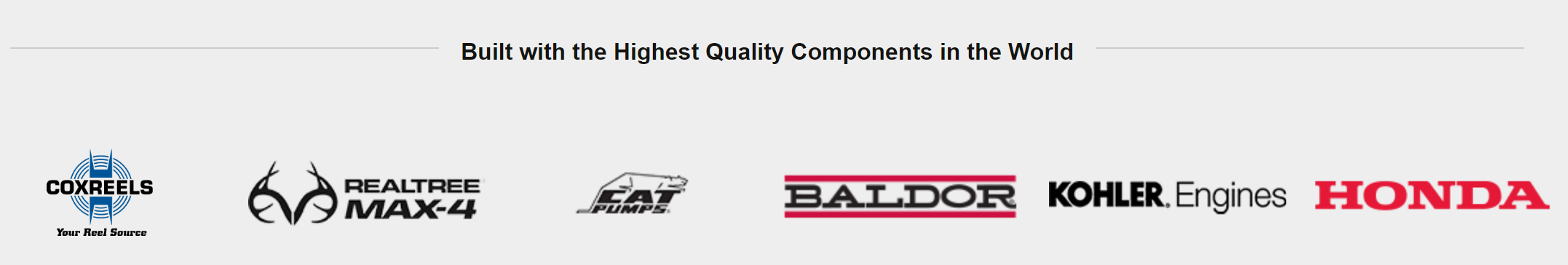 Eazy Kleen - Built with the Highest Quality Components in the World