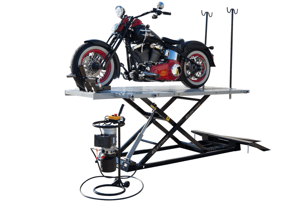 TITAN LIFTS HDML-1500XLT-E MOTORCYCLE LIFT