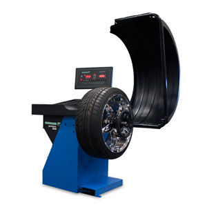 Hofmann Geodyna 2600 LED Display Wheel Balancer