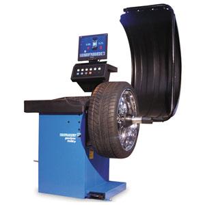 Hofmann Geodyna 9600P Diagnostic Wheel Balancer