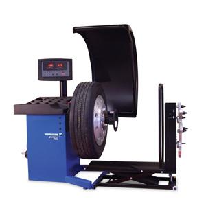 Hofmann Geodyna 980L Heavy Duty Wheel Balancer
