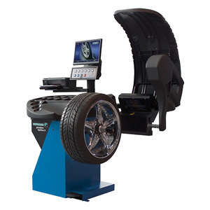 Hofmann Geodyna Optima® II Wheel Balancer