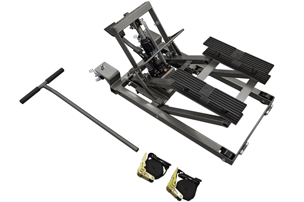 TITAN LIFTS MPJ-1500 1,500 HYDRAULIC MULTI-PURPOSE JACK