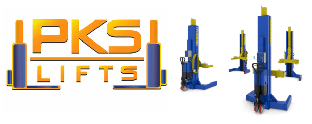 Quality Auto Lifts from PKS Lifts