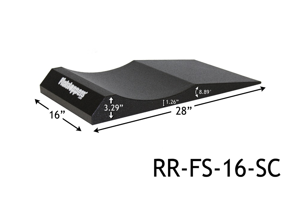 Race Ramps RR-FS-16-SC Supercar FlatStopper