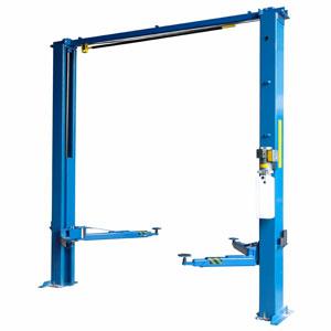 Tuxedo TP11KAC 11,000 lb Two Post Clear Floor Assymetric Lift