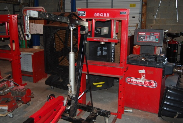 Check out our used automotive equipment and used car lifts