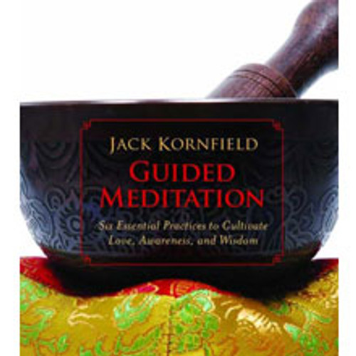 Guided Meditation:  Six Essential Practices to Cultivate Love, Awareness, and Wisdom (Audio Download)