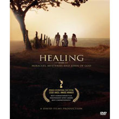 Healing:  Miracles, Mysteries, and John of God (DVD)