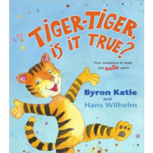 Tiger-Tiger, Is it True? (Book)
