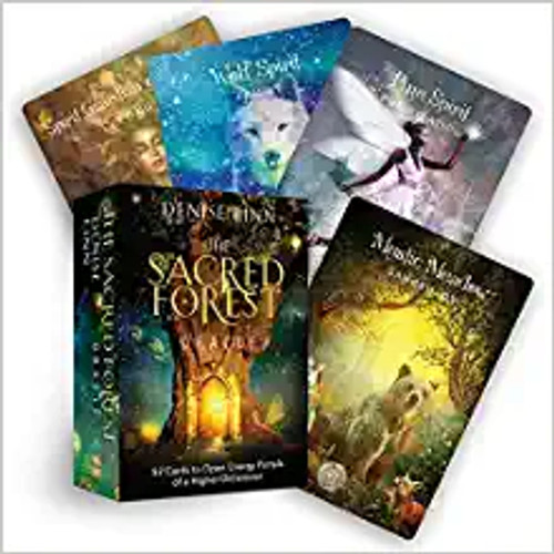 Sacred Forest Oracle Cards