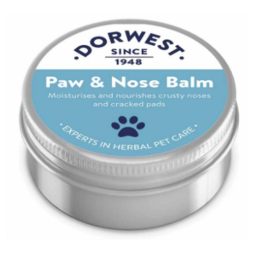 Ultra-nourishing balm to soften and soothe crusty noses and sore cracked pads