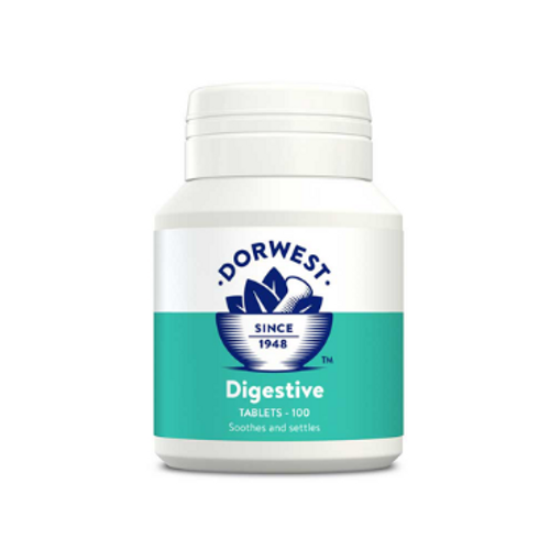 Gurgling tums, wind and flatulence can affect all pets at various times and some are especially prone to this type of discomfort. This supplement contains calming herbs such as ginger and valerian, rhubarb and peppermint to aid digestion and slippery elm to soothe and comfort.