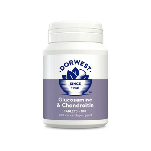 This supplement provides the building blocks to manufacture collagen and proteoglycans in the joint cartilage and the synovial membrane which produces the fluid lubricating the joints.