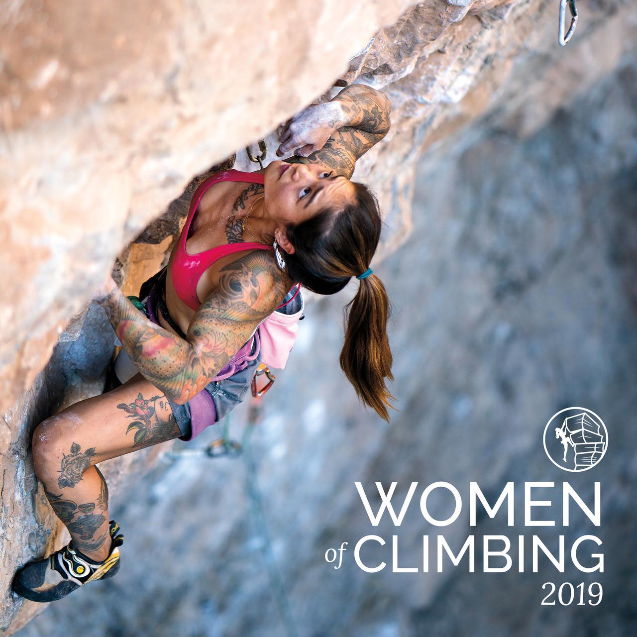 2019 Women of Climbing Calendar