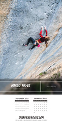 Margo Hayes sending Realization 5.15a … It's like a new poster every month!