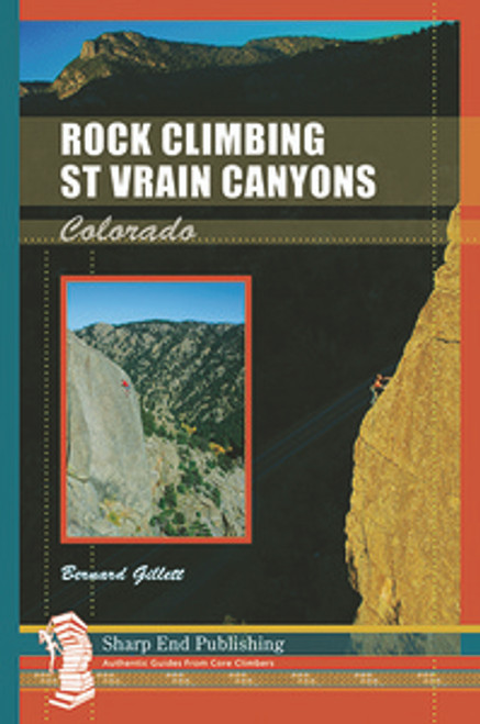 Rock Climbing St. Vrain Canyons