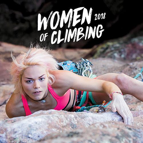 2018 Women of Climbing cover