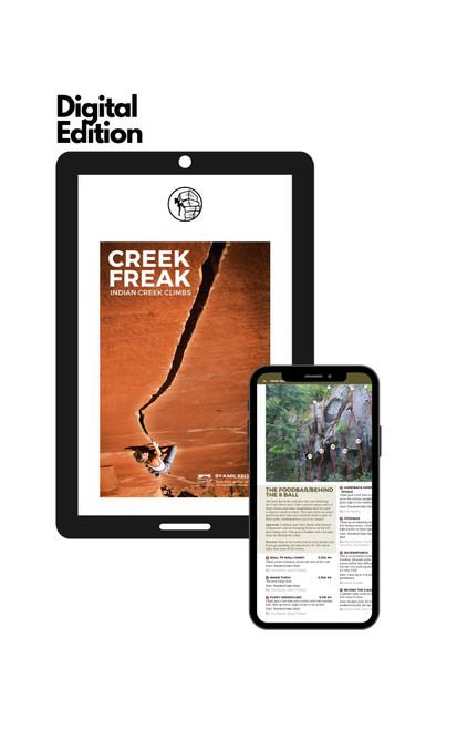 Creek Freak: Indian Creek Climbs | Digital Edition