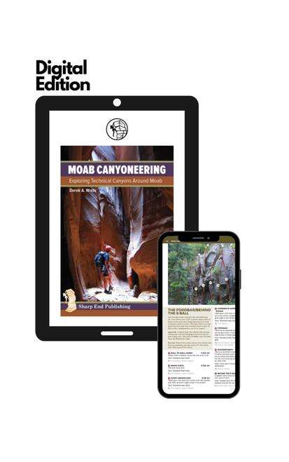 Moab Canyoneering | Digital Edition