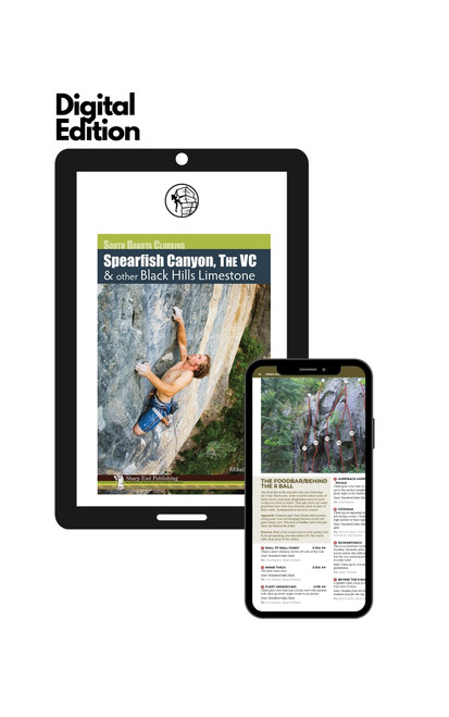 Spearfish Canyon, The VC, and other Black Hills Limestone | Digital Edition