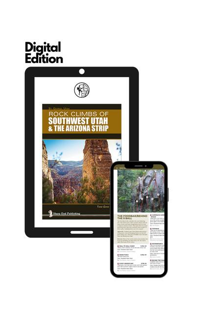 Rock Climbs of Southwest Utah & The Arizona Strip | Digital Edition