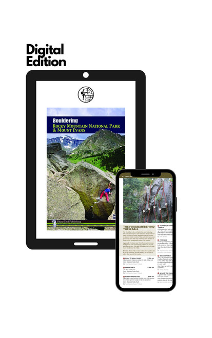 Bouldering Rocky Mountain National Park & Mt. Evans | Digital Edition