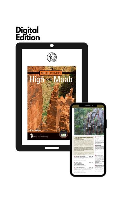 Moab Climbs: High on Moab | Digital Edition