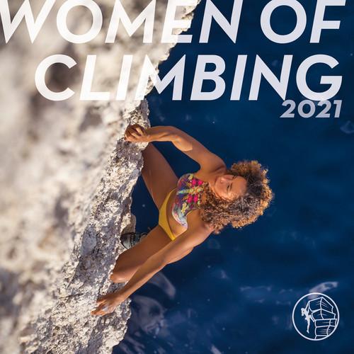 Pre-Order 2021 Women of Climbing