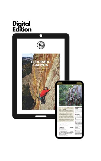 Eldorado Canyon: A Climbing Guide |  Digital Edition