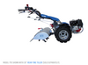 """Model 770 shown with 30"""" Rear-Tine Tiller, sold separately."""