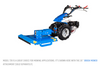 """Model 739 is a great choice for mowing applications; shown here with 26"""" Brush Mower Attachment (sold separately)."""