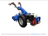 """Model 750 is the only BCS tractor that can power the largest 33"""" Rear-Tine Tiller Attachment, sold separately"""