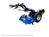 """Model 750 is the only tractor with 6.5"""" x 12"""" wheels as standard"""