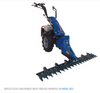 """Dual Action Sickle Bar Mower with fingers 47"""" (size options)"""