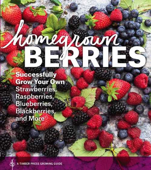 Homegrown Berries: Successfully Grow Your Own Strawberries, Raspberries, Blueberries, Blackberries, and More by Timber Press