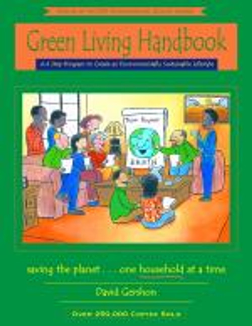 Green Living Handbook by David Gershon
