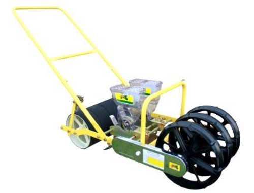 JP-2 Two Row Push Seeder