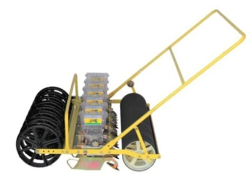 JP-6W Six Row Wide Seeder