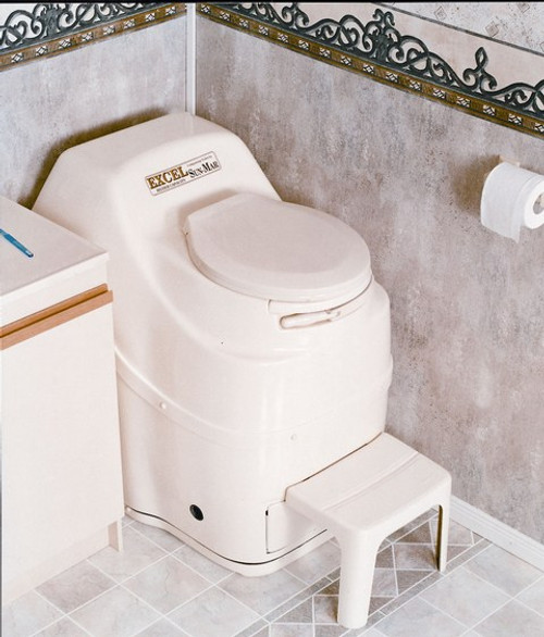 Excell-Electric High Capacity Compost Toilet
