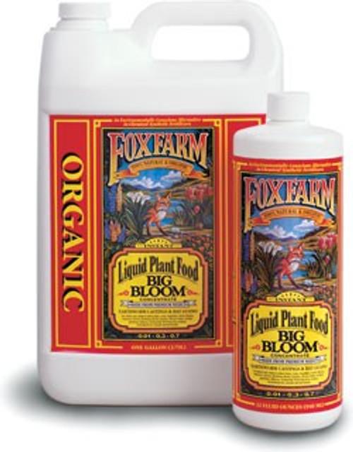 Fox Farm Organic Big Bloom Fertilizer