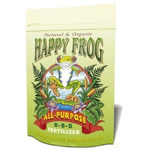 Happy Frog Organic All Purpose Fertilizer