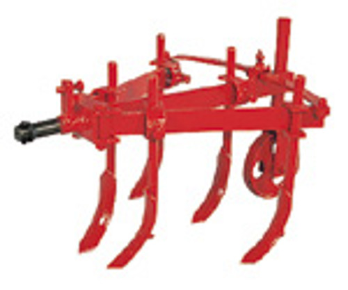 ET 5 tine cultivator with hitch