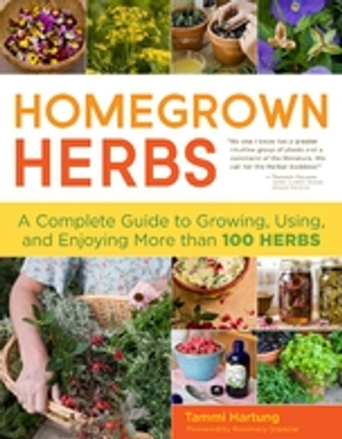 Homegrown Herbs by Tammi Hartung