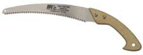 """ARS Classic Arborist Saw13"""" Curved Pruning Saw"""