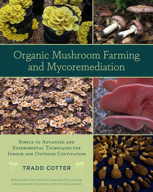 Organic Mushroom Farming and Mycoremdiation Tradd Cotter