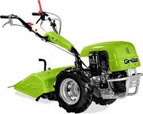 Grillo G107D 11 hp Honda Engine Manual Start