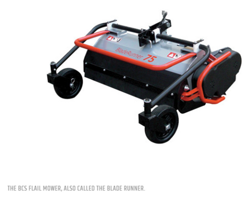 "BCS Flail Mower 24"" (size options)"