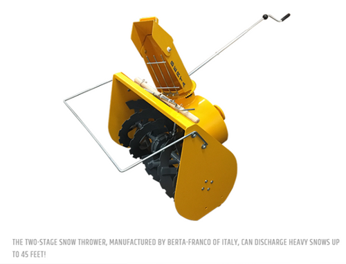 """BCS Snow Thrower Two-Stage 28""""+ (size options)"""