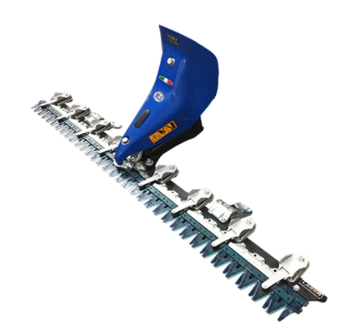 """BCS Dual Action Sickle Bar Mower with fingers 47""""+ (size & feature options)"""